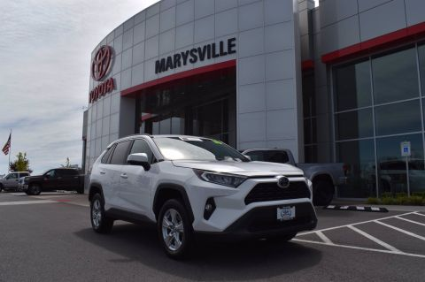 Certified Pre-Owned 2019 Toyota RAV4 XLE AWD Sport Utility