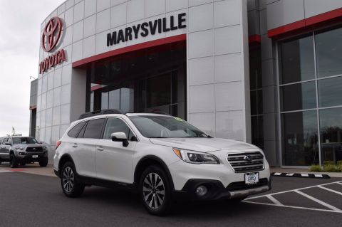 Pre-Owned 2015 Subaru Outback 3.6R Limited AWD Sport Utility
