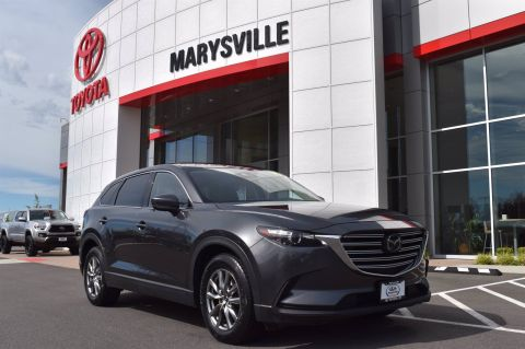 Pre-Owned 2019 Mazda CX-9 Touring AWD Sport Utility