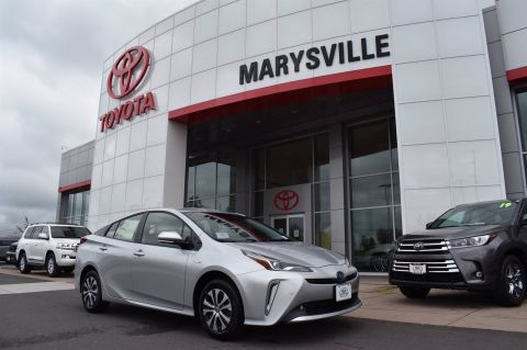 New 2020 Toyota Prius LE AWD Hatchback